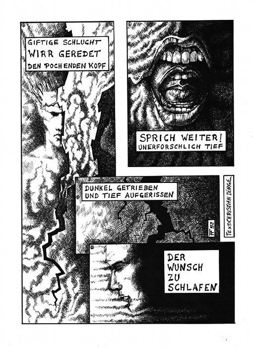 Fabian Fröhlich, Christian Dörge, Ich-Maschine