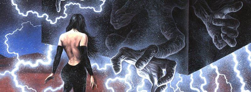 Vampira, Traumzeit-Dämonen, Detail