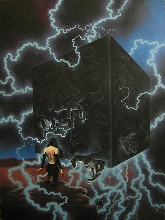 Vampira, Traumzeit-Dämonen, Titelbild