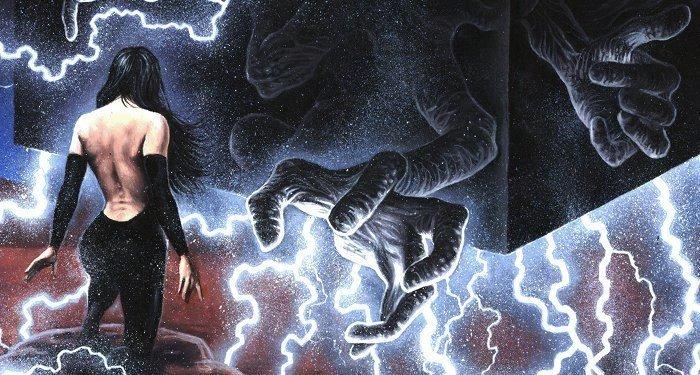 Vampira Band 13, Traumzeit-Dämonen, Detail