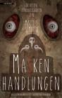 Maskenhandlungen, Malte S. Sembten, Cover von benswerk