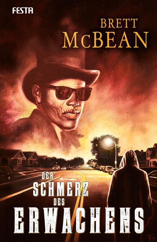Cover Der Schmerz des Erwachens, Brett McBean